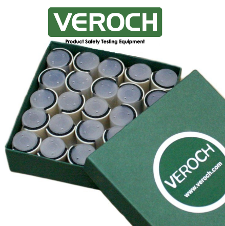 Sharp Edge Tester Replacement Caps 25 Count www.veroch.com
