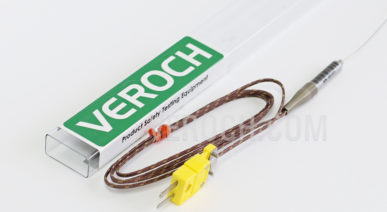 VRI CS 58 Copper Slugs with K Type Thermocouple (0.58g)